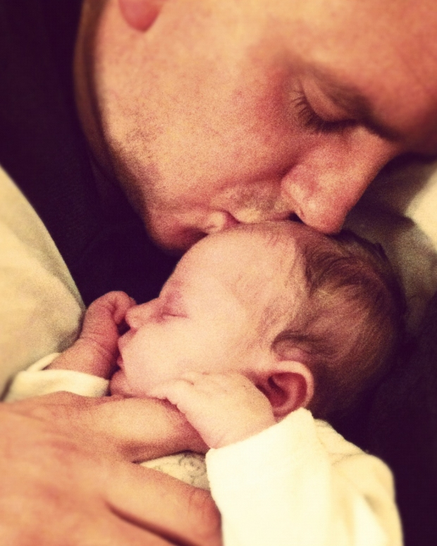 Murray & baby Addison
