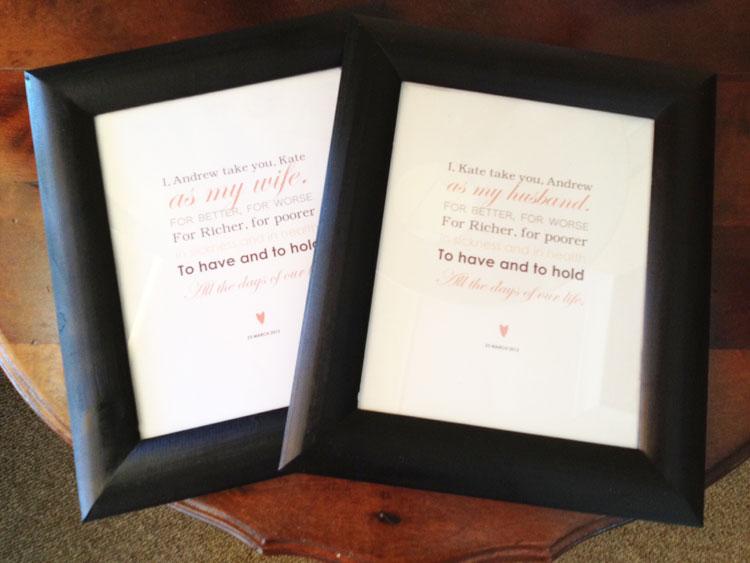 vows 2