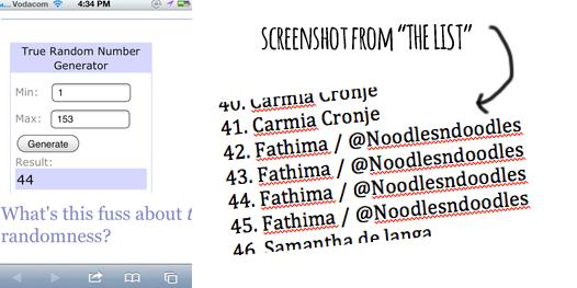 Fathima-winner