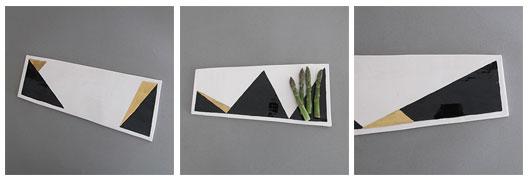 Geometric-Platters