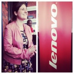 Carly, introducing one of our sponsors (legends!), Lenovo