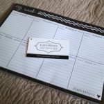 Oh Elephantshoe, your planner is heaven sent for this busy mama!