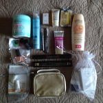 LOTS of skincare/make up goodies!