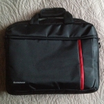Lenovo laptop/business bag - so handy!
