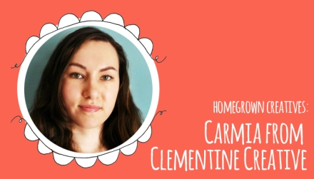 clementine-creative-cleverbirdbanter-weekly-feature