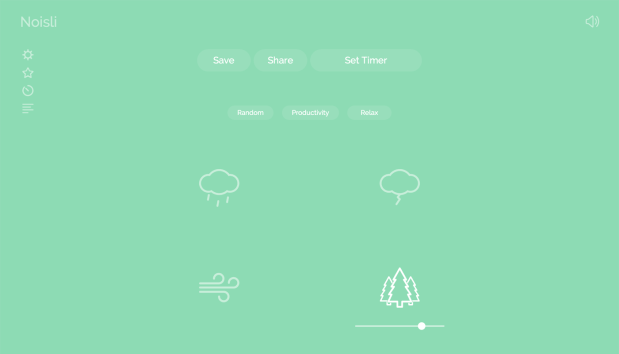 Noisli-Save-And-Share
